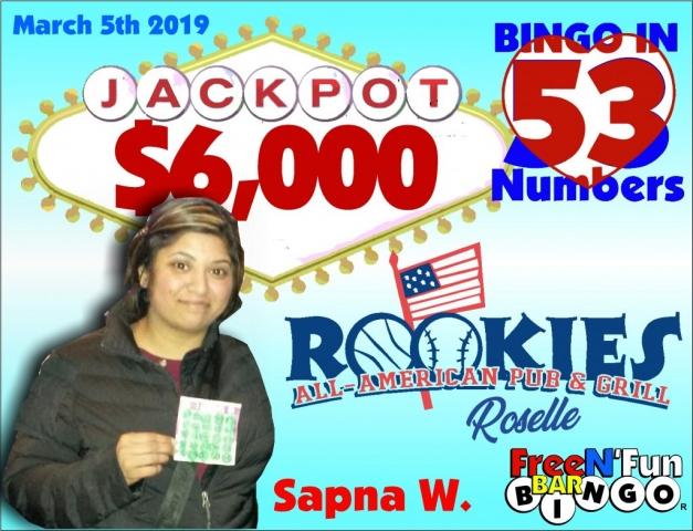 Jackpot Winner 2019 Sapna